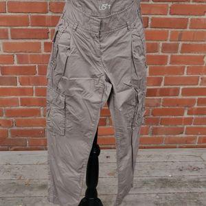 Ann Taylor Loft Size 0 100percent cotton pants